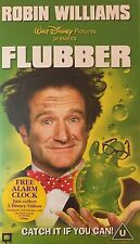 Walt Disney VHS Video Flubber Robin Williams Comedy