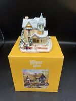 Lilliput Lane - To Grandmother's House We Go American Landmarks - W/box No Deed