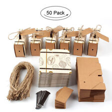 10pcs Creative Mini Suitcase Candy Box Gift Packaging Box Wedding Favor Gift Box