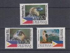Philippine Stamps 1997 Philippine Eagle complete set SCV$14.00 MNH