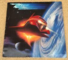 ZZ TOP Afterburner 1985 UK  vinyl LP EXCELLENT CONDITION   B original