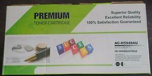 Black Toner Cartridge for HP Q5949A LASER 1160 1320N 3390 3392 M2727NF P2014