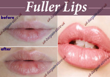 STRONGER Lip-Booster-EXTREME-Lip-Gloss PLUMPER VOLUME with- HYALURON