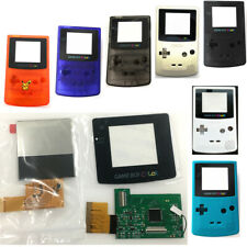 5 levels High Light Backlight LCD Screen + Housing Case For Game Boy Color GBC
