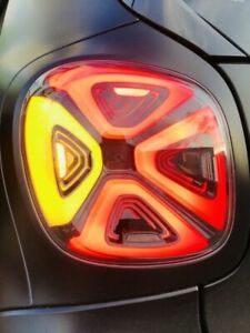 Smart 453 Fortwo Forfour LED Luci Posteriori Restyling 2020 Plug N Play