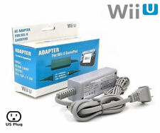 New Charger for Nintendo Wii U Console Gamepad US Plug Power Supply Adapter AC