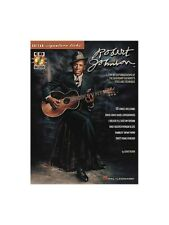 Robert Johnson Signature Licks Learn to Play Step by step Guitar TAB MUSIC BOOK