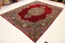 S.ancien Kermani us-réimporter très bien PERSAN TAPIS tapis d'Orient 3,97 x 2,93
