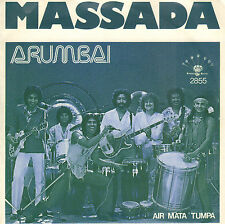 "MASSADA ‎– Arumbai (1979 NEDERPOP VINYL SINGLE 7"" HOLLAND)"