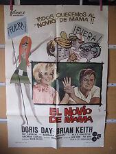 A455         EL NOVIO DE MAMA DORIS DAY BRIAN KEITH