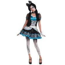 Costumi e travestimenti horror per carnevale e teatro per bambine e ragazze taglia M