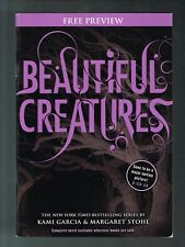 Beautiful Creatures Free Preview and Beautiful Creatures: The Manga