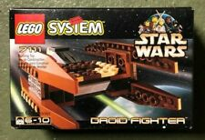 NEW SEALED - Lego System Star Wars 7111 Droid Fighter - Retired Classic