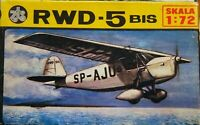 ZTS 1/72 RWD 5 bis unmade complete kit sealed bag