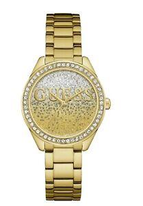 Guess Watch- gold bling