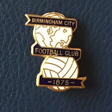 Vintage Birmingham City FC hard metal enamel badge by Reeves of Birmingham