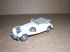 Wiking #3540 1936 Mercedes 540K Convertible - Off White - Imported 1973
