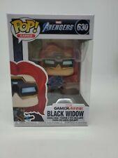 Funko Pop Gameverse Avengers #630 BLACK WIDOW