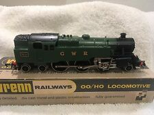 WRENN W2220 GWR GREEN STANDARD TANK 2-6-4 8230