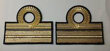 Gradi Capitano di corvetta Marina militare fregio militaria esercito distintivo