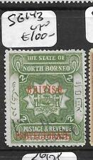 NORTH BORNEO (P2903B)  BP  $2.00  SG 143  VFU