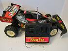 Radio Shack Sagitta Fighting Spirit RC Car Buggy - Preowned For Parts Repair
