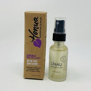 Honua LIHAU Facial Mist On The Spot Skin Savior 1oz/30ml New In Box