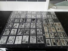 More details for 79 cigarette cards state express and ardath 1930/1940 ladies actresses