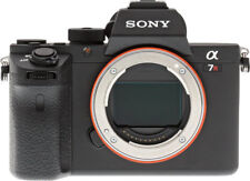 SONY Alpha a7R II Mirrorless Digital Camera Body Only a7R Mark 2 / Stock in UK