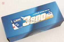 LRP 430215 Batteria Li-Po 3800 mAh 30C 7.4V Battery modellismo
