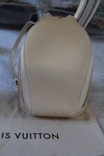 100% Authentic Louis Vuitton Vanilla Epi Leather Mabillon Backpack