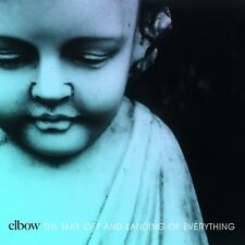 Elbow - The Take Off and Landing of Everything Deluxe Digipak (NEW CD)
