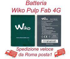 BATTERIA WIKO 5260 PULP FAB 4G 2820mAh  COMPATIBILE 5320 WIKO RIDGE FAB 4G