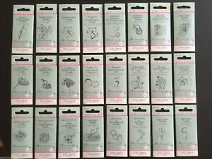 John James Crafters Collection Hand Sewing Needles Beading Quilting Knitters etc