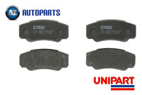 For Citroen - Relay 244 2002-2019 Rear Brake Pads Set Unipart
