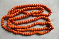 Indian Glass Beads String 45G New Bead Necklace Jewellery Free Post craft