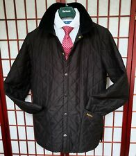 BARBOUR Eskdale Liddesdale Waterproofed Quilted Jacket - Made In England - RARE!
