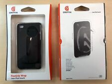 Griffin FlexGrip Wrap Case for Apple iPod Touch 4th Generation Black  GB01929