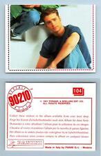 Brandon Part 2 of 2 #104 Beverly Hills 90210 Panini 1991 Sticker Dylan