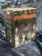 Horror Mania VHS Collector 5 Series Box Set NEW Sealed