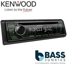 Kenwood KDC-130UG Android CD USB AUX Car Stereo Player