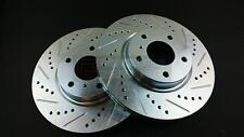 P2M REAR BRAKE ROTORS DISCS FOR NISSAN 350Z INFINITI G35 NON BREMBO - PHASE 2