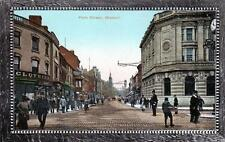 Park Street Walsall old postcard used 1910 Valentines
