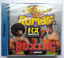 Ready 2 Rumble Boxing by Midway for Sega Dreamcast Factory