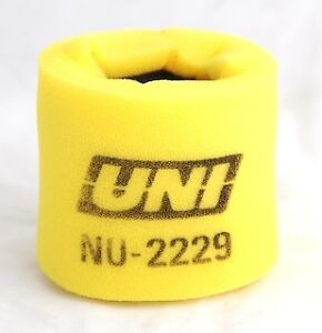 Yamaha RD Air Filter, UNI, RD125, RD200 NU-2229, Set of 2