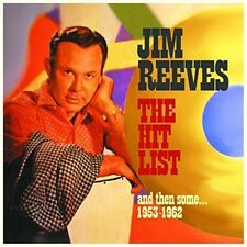 Jim Reeves - Hit List & Then Some: 1953-1962 [New CD] UK - Import