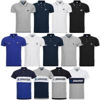 STARTER Herren Polo-Shirt Mix Freizeit Polohemd Poloshirt S-XL Kurzarm neu