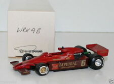 WESTERN MODELS SIGNED 1st VERSION - 1/43 SCALE - WRK9B - 1977 LOTUS 78 NILSSON