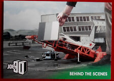 JOE 90 - BEHIND THE SCENES - Card #49 - GERRY ANDERSON COLLECTION - Unstoppable