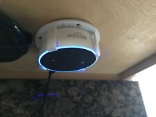SturdyGrip™ Wall Mount / Ceiling Mount for Amazon Echo Dot 2nd Gen (White)